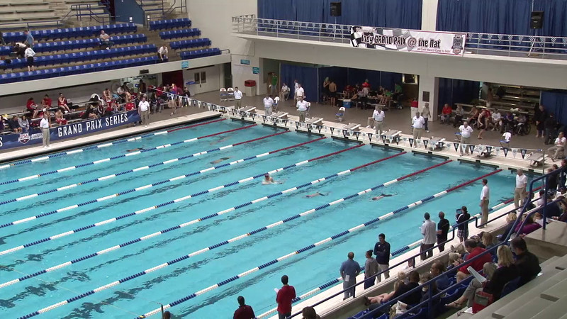 Men's 200 Butterfly Heat 02 - 2012 Indianapolis Grand Prix