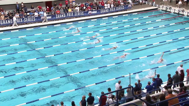 Men's 200 Backstroke Heat 09 - 2012 Indianapolis Grand Prix