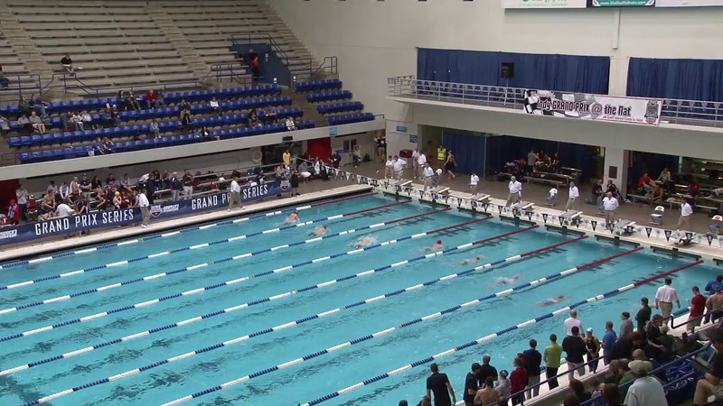 Men's 100 Butterfly Heat 03 - 2012 Indianapolis Grand Prix