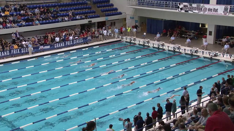 Women's 400 Freestyle Final C - 2012 Indianapolis Grand Prix