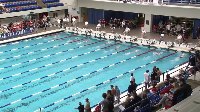 Women's 100yd Freestyle Heat 03 - 2012 Indianapolis Grand Prix