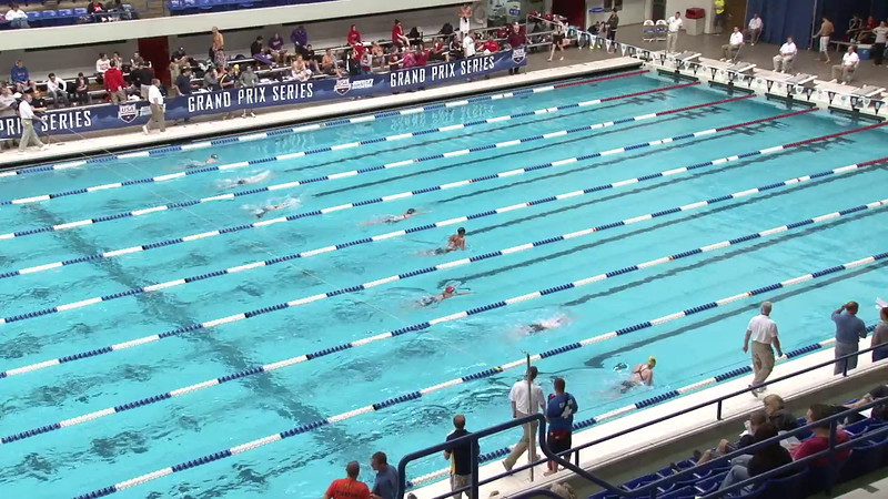 Women's 200 Butterfly Heat 04 - 2012 Indianapolis Grand Prix
