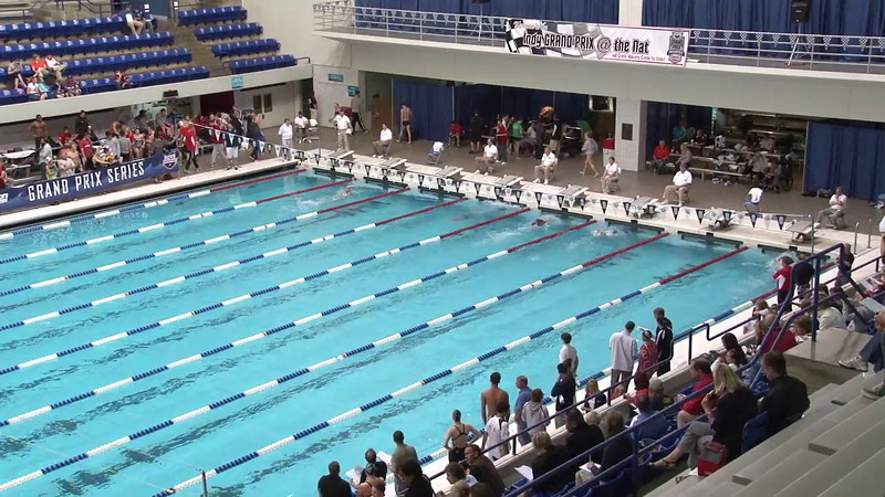 Women's 100yd Freestyle Heat 02 - 2012 Indianapolis Grand Prix