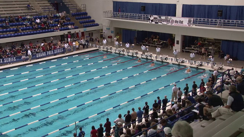Men's 100 Butterfly Heat 10 - 2012 Indianapolis Grand Prix