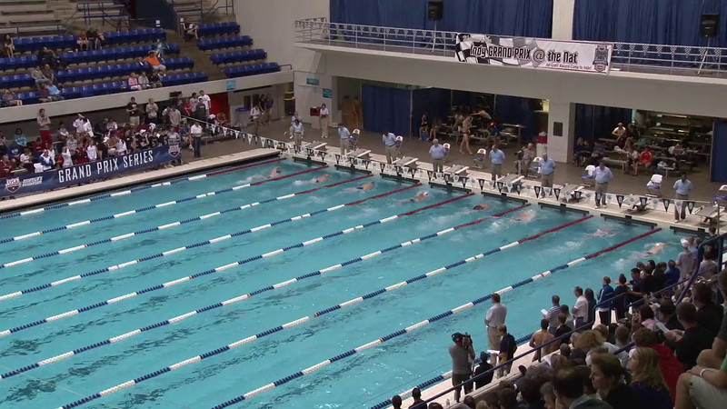 Men's 200 Freestyle Final B - 2012 Indianapolis Grand Prix