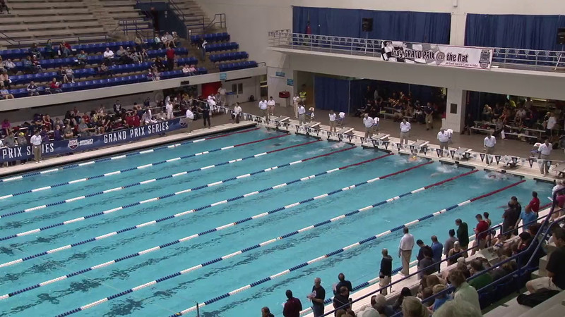 Men's 200 Breaststroke Heat 03 - 2012 Indianapolis Grand Prix