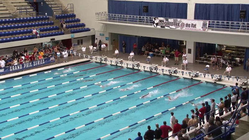 Women's 100yd Freestyle Heat 22 - 2012 Indianapolis Grand Prix