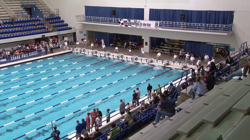 Men's 200 Freestyle Heat 07 - 2012 Indianapolis Grand Prix