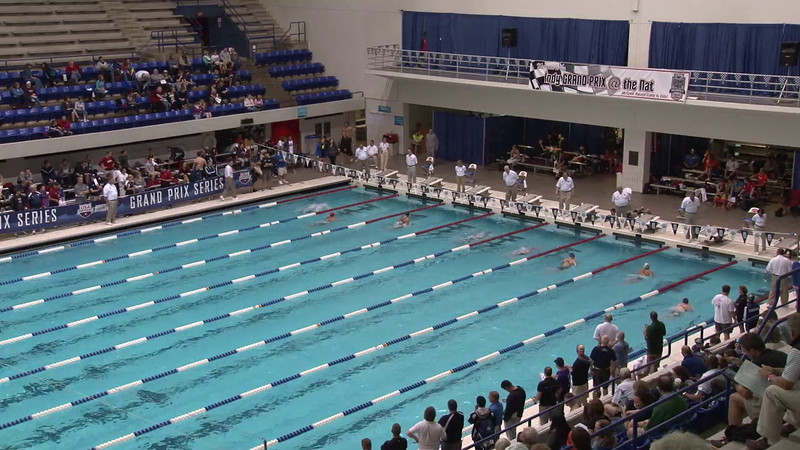 Women's 100 Butterfly Heat 10 - 2012 Indianapolis Grand Prix