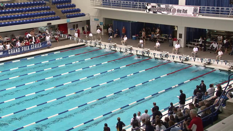 Women's 200 Freestyle Heat 10 - 2012 Indianapolis Grand Prix