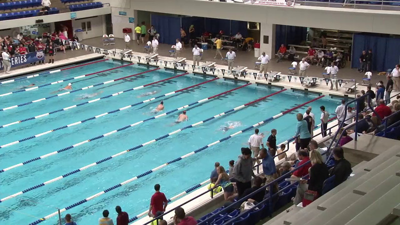 Men's 200 Butterfly Heat 03 - 2012 Indianapolis Grand Prix