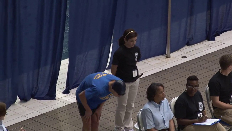 Men's 200 Butterfly Final A - 2012 Indianapolis Grand Prix