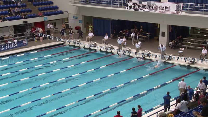 Men's 200 Medley Heat 01 - 2012 Indianapolis Grand Prix