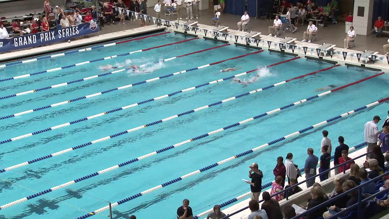 Men's 100yd Freestyle Heat 03 - 2012 Indianapolis Grand Prix