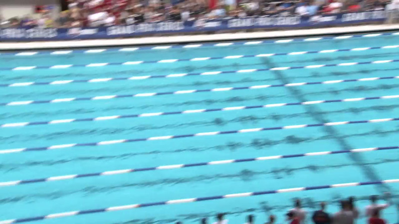 Women's 50 Freestyle Heat 18 - 2012 Indianapolis Grand Prix