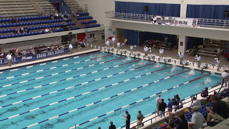 Men's 200 Medley Heat 03 - 2012 Indianapolis Grand Prix
