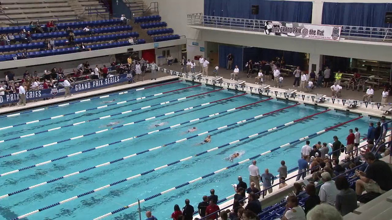 Women's 100 Butterfly Heat 06 - 2012 Indianapolis Grand Prix