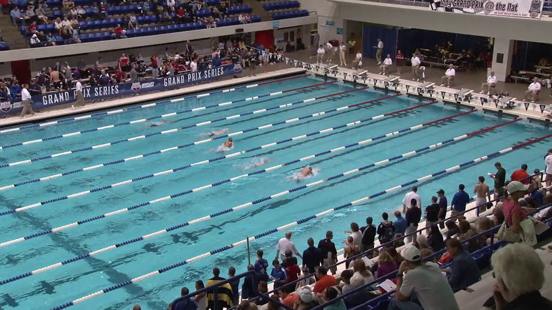Men's 100 Butterfly Heat 04 - 2012 Indianapolis Grand Prix