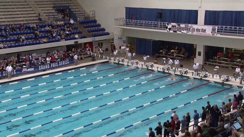 Men's 200 Medley Heat 10 - 2012 Indianapolis Grand Prix