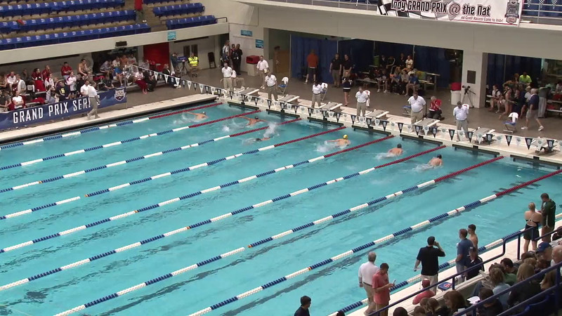Men's 400 Medley Heat 06 - 2012 Indianapolis Grand Prix