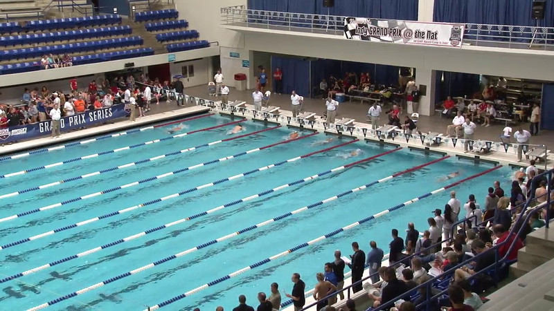 Men's 200 Butterfly Heat 08 - 2012 Indianapolis Grand Prix