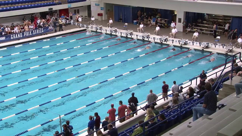 Men's 200 Freestyle Heat 05 - 2012 Indianapolis Grand Prix