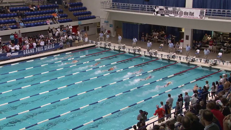 Men's 200 Freestyle Final A - 2012 Indianapolis Grand Prix