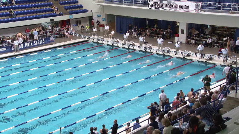 Men's 400 Medley Heat 01 - 2012 Indianapolis Grand Prix