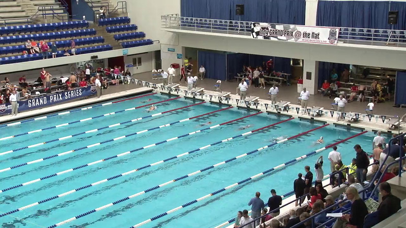 Women's 200 Butterfly Heat 03 - 2012 Indianapolis Grand Prix