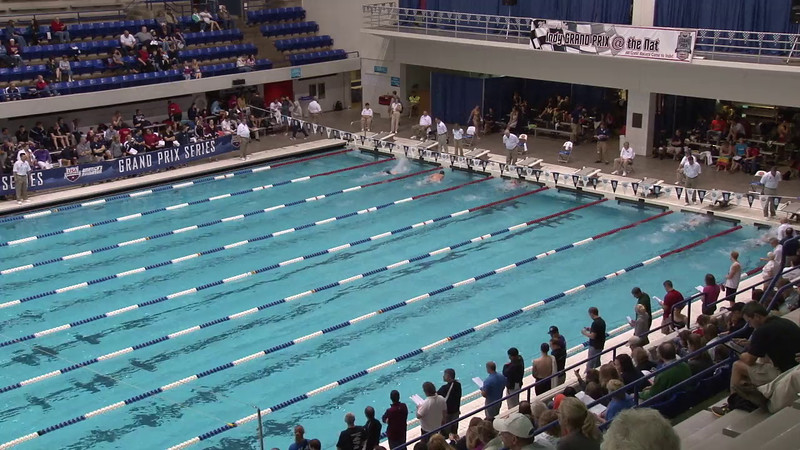 Men's 200 Breaststroke Heat 08 - 2012 Indianapolis Grand Prix