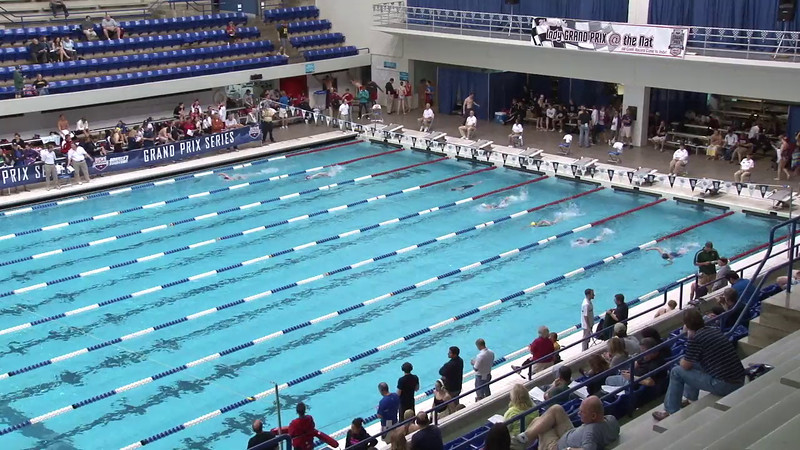 Women's 200 Freestyle Heat 08 - 2012 Indianapolis Grand Prix