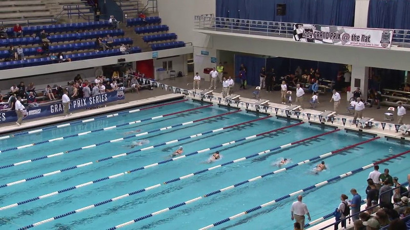 Women's 100 Butterfly Heat 02 - 2012 Indianapolis Grand Prix