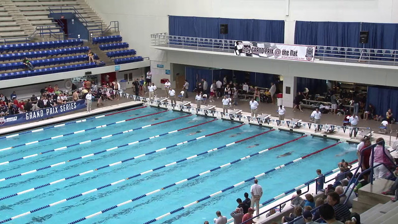 Men's 400 Medley Heat 03 - 2012 Indianapolis Grand Prix