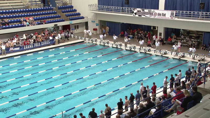 Men's 100 Breaststroke Heat 13 - 2012 Indianapolis Grand Prix