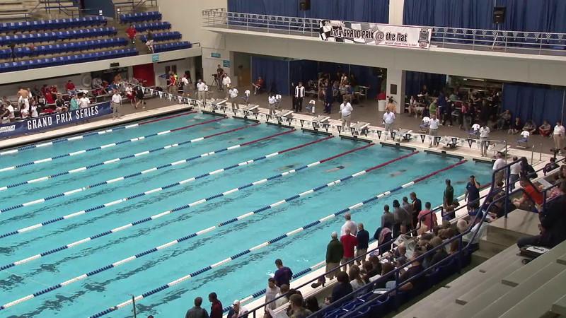 Men's 400 Medley Heat 07 - 2012 Indianapolis Grand Prix