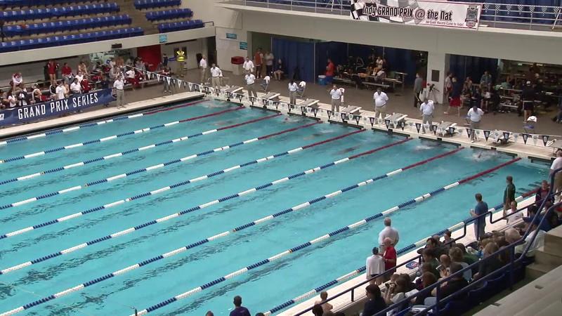 Men's 400 Medley Heat 08 - 2012 Indianapolis Grand Prix