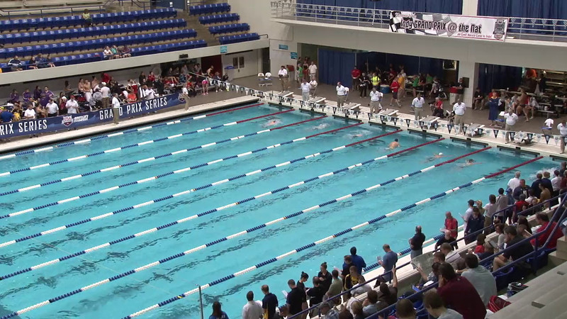 Men's 200 Butterfly Heat 05 - 2012 Indianapolis Grand Prix