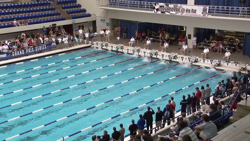 Men's 100yd Freestyle Heat 19 - 2012 Indianapolis Grand Prix