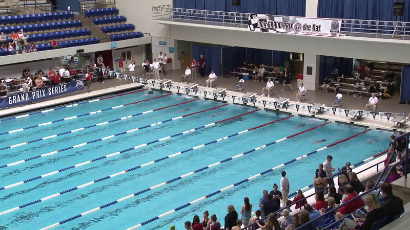 Women's 100yd Freestyle Heat 07 - 2012 Indianapolis Grand Prix