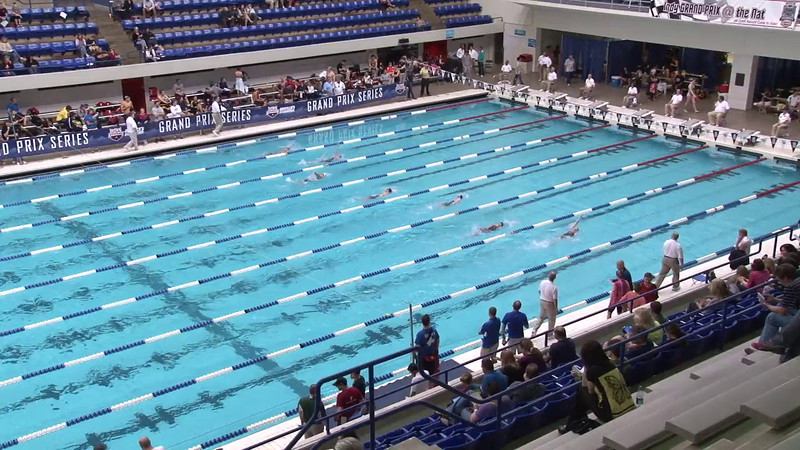 Women's 200 Backstroke Heat 04 - 2012 Indianapolis Grand Prix