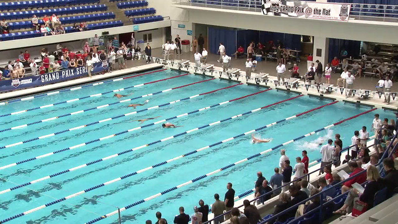 Men's 100 Breaststroke Heat 14 - 2012 Indianapolis Grand Prix
