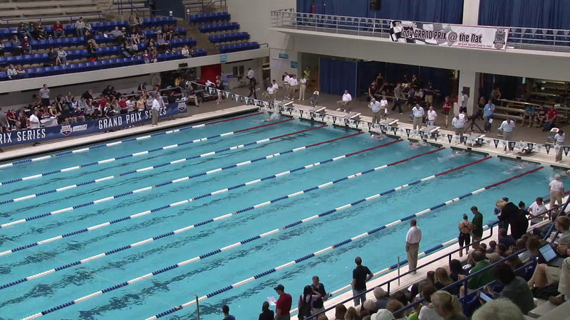 Women's 200 Medley Heat 19 - Indianapolis Grand Prix