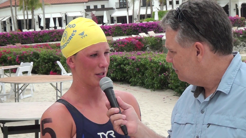 Women's 5k Interview