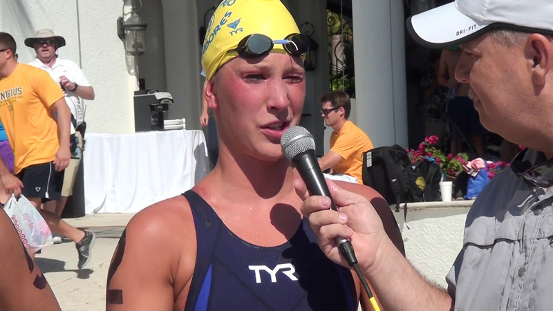 Women's 10k Interviews