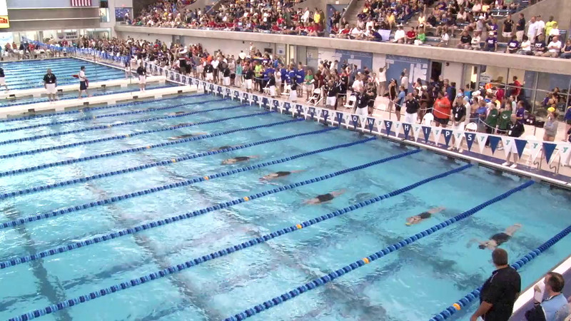 Women's 200 Butterfly Heat 13 - 2012 Short Course YMCA National Championships