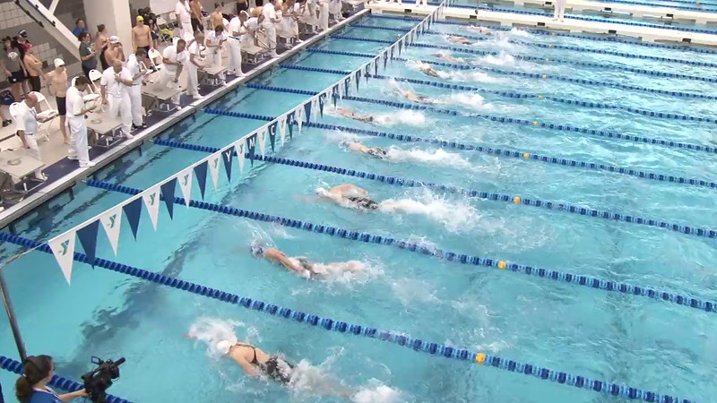 Women's 50 Freestyle Final A - 2012 Short Course YMCA National Championships