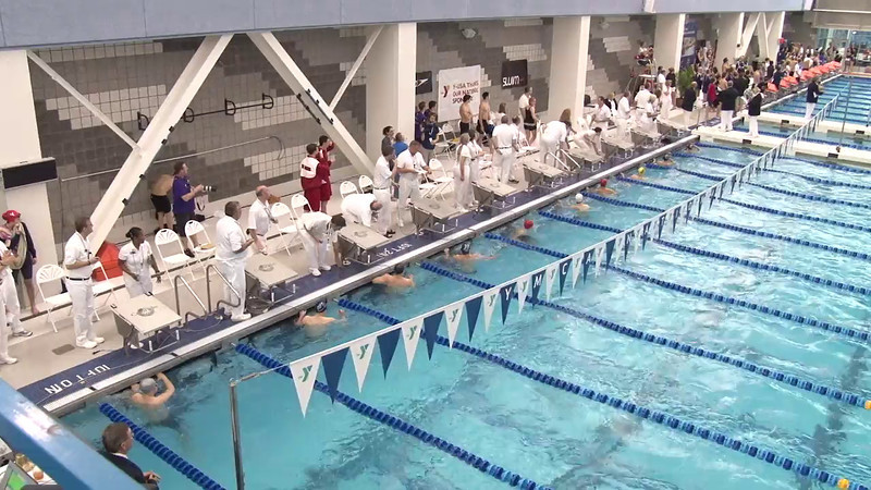 Men's 50 Freestyle Final A - 2012 Short Course YMCA National Championships