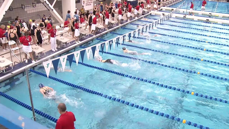 Women's 200 Medley Heat 06 - 2012 Short Course YMCA National Championships