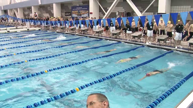 Men's 400 Freestyle Relay Heat 06 - 2012 Short Course YMCA National Championships