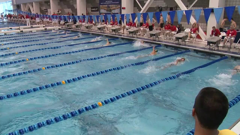 Men's 500 Freestyle Heat 03 - 2012 Short Course YMCA National Championships
